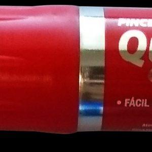 Pincel Marcador Quadro Branco c/Refil Vermelho QB-550 - Gramp Line