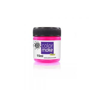 PINTURA FACIAL COLOR MAKE YUR 15ML PINK FLUOR ***
