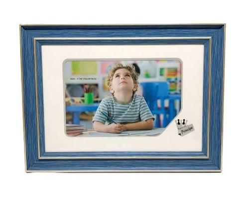 Porta Retrato 10x15 Plástico Príncipe Príncesa Rocie PHC01127