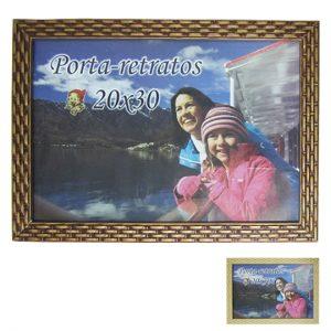 Porta Retrato 20x30 - Certificado A4
