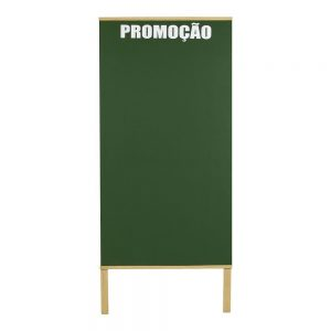QUADRO CALCADA SOUZA 100X60 CAVALETE DUPLO PROMOCAO 7034