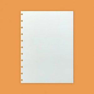 Refil Caderno Inteligente Grande Liso 180grs 30 Folhas CIRG4021