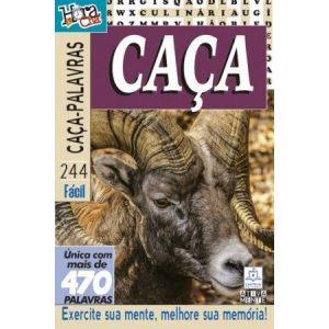 Revista Caça palavras - 244 Fácil