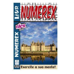 Revista Laser Numerex - 391 Fácil