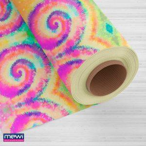 Tecido Estampado TNT Mewi Artie Dye C/50 Metros