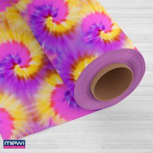 Tecido Estampado TNT Mewi Tie Dye C/50 Metros