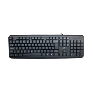 TECLADO NEWLINK USB LEVEL PRETO TC308