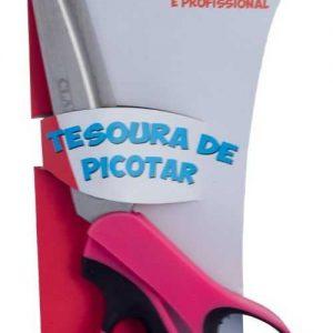 TESOURA CLASSE PICOTAR PROFISSIONAL CORES SC3989