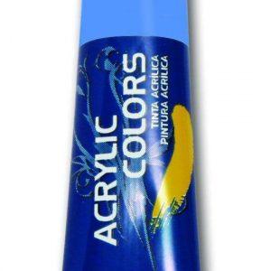 Tinta Acrílica Acrilex Azul Hortensia 306 20ml 13123