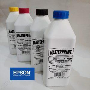 Tinta para Impressora Universal Epson Yellow 1000ml Masterprint
