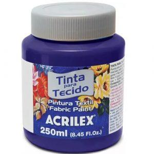 Tinta para Tecido Acrilex Berinjela 996 250ml 04125