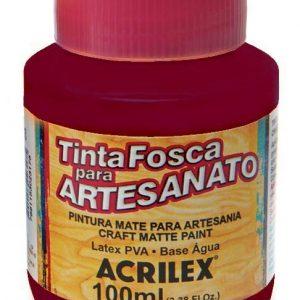 TINTA PVA ACRILEX VINHO 100ML 565