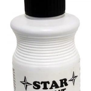 Tinta Reabastecedor De Carimbo Star Print Preto 40ml C/12 Unidades 004TPT