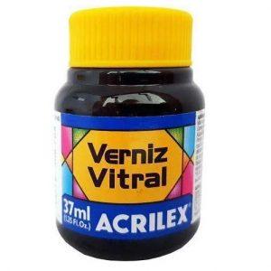 Verniz Vitral Acrilex Azul Cobalto 37ml